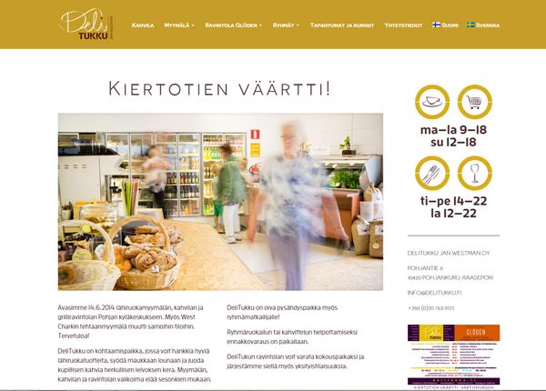 webdesign deli